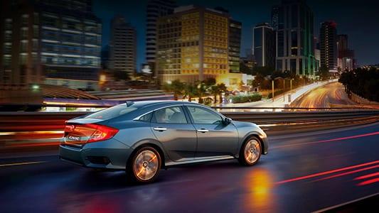 Honda Civic 4-deurs
