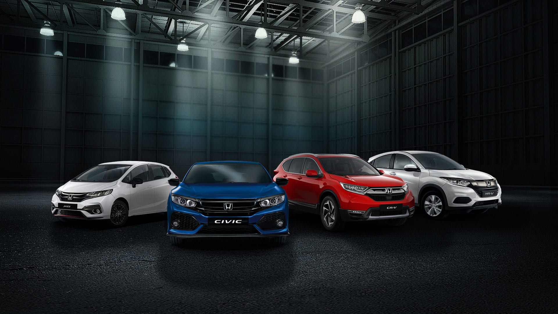 Honda acties
