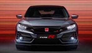 Honda Civic Type R-familie krijgt uitbreiding