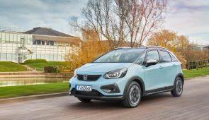 Honda Jazz primeur: airbag midvoor